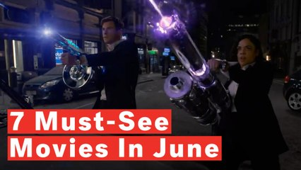 7 Must-See Movies In June