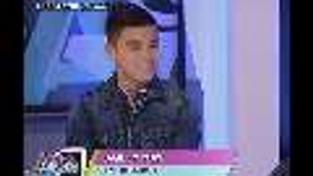 New PBB Teen Housemate Bailey May sings Hawak Kamay on Aquino and Abunda tonight