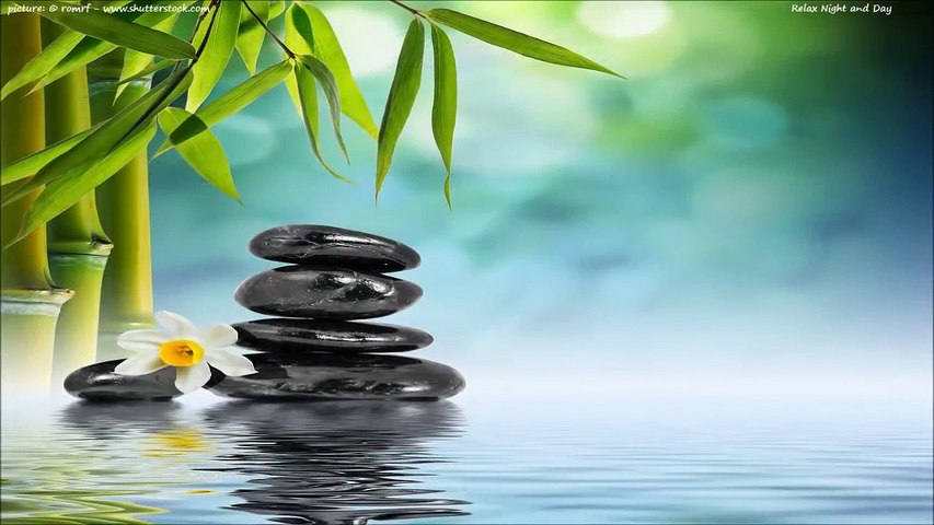 Relaxing Music ☯ ZEN GARDEN ☯ Massage, Study, Yoga, Reiki, SPA