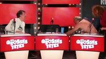Antoine Duléry se déshabille en Public