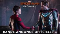 Spider-Man: Far From Home Bande-annonce #2 VOST (Action 2019) Tom Holland, Zendaya