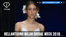 Bellantuono Milan Bridal Week 2019 | FashionTV | FTV