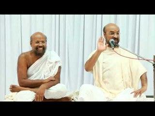 अध्यात्मिक प्रवचन Part-2 - Shri Lalit Prabhji aur Shri Chandra Prabhji (Rashtra Santh)