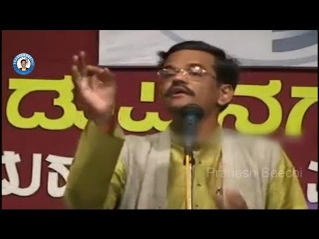 Latest Comedy Of Pranesh ( Live Show 14 ) | Kannada Best  Jokes | OFFICIAL Gangavathi Pranesh Beechi