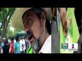 Marchan por la legalización de la marihuana en la Ciudad de México   Noticias con Paco Zea