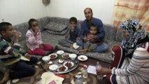 Suriyeli sığınmacılar ilk iftarlarını konteyner kentte açtı - KİLİS