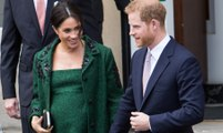 The Duchess of Sussex, Meghan Markle, Gives Birth to a Baby Boy