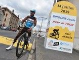 Tour de France : Romain Bardet en répétition générale chez lui à Brioude pour l'étape du 14 juillet
