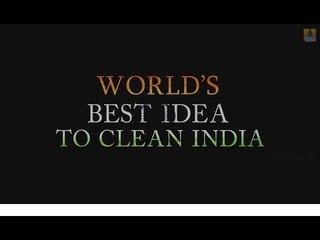Worlds Best Idea To Clean India I Swachh Bharat Abhiyan I Kannada Short  Movie