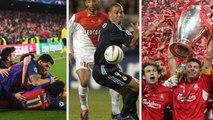 Relembre viradas históricas da Liga dos Campeões