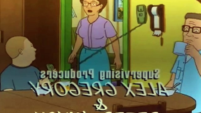 King of the Hill  S 06 E 12  Are You There God  Its Me, Margaret Hill