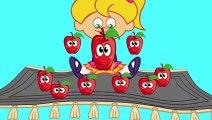 Pomme de Reinette et Pomme d'Api -comptines et chansons pour bébé