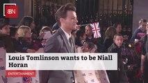 Louis Tomlinson Is Jealous Of Niall Horan