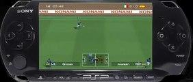 Winning Eleven Pro Evolution Soccer 2007 para PSP ISO