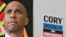 Cory Booker Unveils Plan To Combat Gun Violence