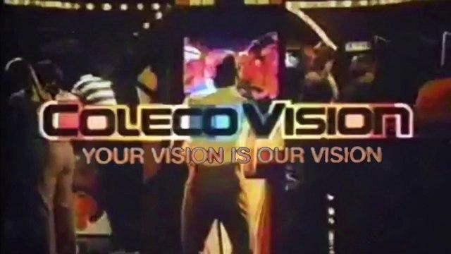 Classic ColecoVision TV Spot