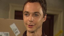 Watch Jim Parsons on Set of 'Big Bang Theory' in 2007 (Flashback)