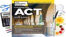 Cracking the ACT with 6 Practice Tests, 2019 Edition: 6 Practice Tests + Content Review +