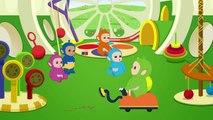 Teletubbies ★ NEW Tiddlytubbies cartn Series! ★ eps 2: The Musical Box ★ cartns for Ki