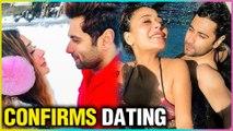 Sara Khan Finally Confirms DATING Ankit Gera
