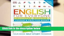 Full E-book  English for Everyone Slipcase: Intermediate and Advanced  For Kindle