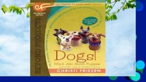 [GIFT IDEAS] Dogs! Much ADO about Puppies: The Cf Sculpture Series Book 8 by Christi Friesen