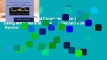 Download Digital Communication Systems Using MATLAB and