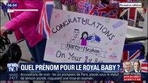 """Quel prénom pour le """"Royal baby"""" ?"""