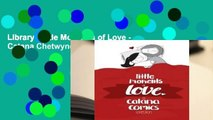Library  Little Moments of Love - Catana Chetwynd