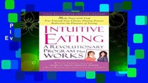 Popular to Favorit  Intuitive Eating by Evelyn Tribole