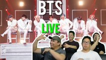BTS React To Fans Watching 'Boy With Luv' Music Video For