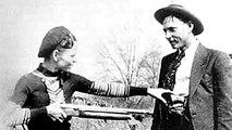 30s Muerte Bonnie y Clyde