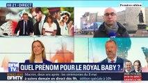 Quel prénom pour le Royal Baby ?