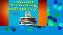 About For Books  The World According to Humphrey (According to Humphrey, #1) by Betty G. Birney