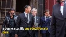 Anthony Delon s'explique sur l'éducation musclée imposée par son père