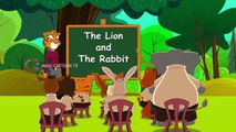 Panchatantra Stories The Lion & The Rabbit Tamil Moral Story