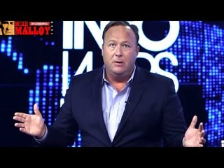 Alex Jones Thinks Michelle Obama Is A Man That Killed Joan Rivers