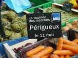 La tournée des marchés France Bleu, le 11 mai 2019 à Périgueux