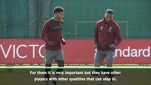 Salah and Firmino absences a big loss for Liverpool - Suarez