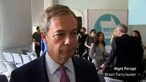 Farage wants Brexit Party to have say in negotiations