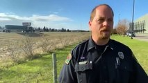 Man Dies In Crash On I-29 In Grand Forks After Stealing Police Car