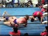 Jumbo Tsuruta vs. Dick Slater (AJPW 8th Champion Carnival - Tag 30)