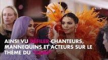 Met Gala 2019 : Céline Dion renversante dans une robe glamour au décolleté plongeant