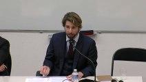 """""""La frontière : espace de l'intégration"""", François-Vivien GUIOT, Maître de conférences, Université Toulouse I Capitole _@Traité de Rome_IRDEIC_29&30-11-18_15"""
