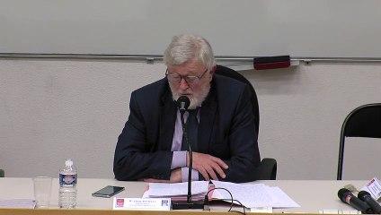 """""""Quelques interrogations sur un avenir hasardeux"""", Claude BLUMANN, Professeur émérite, Université Paris II Panthéon-Assas _@Traité de Rome_IRDEIC_29&30-11-18_18"""