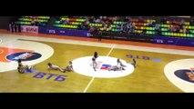 Pom-pom Girls russes - Spartak vs Samara