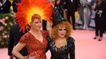 Right Now: Bette Midler and daughter Met Gala Red Carpet 2019