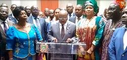 Côte d'Ivoire : 3 groupes parlementaires boycottent le bureau de l'Assemblée nationale