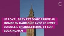 Royal baby : quatre infos étonnantes sur le bébé de Meghan Markle et du prince Harry