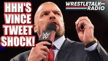 HHH vs Vince McMahon, All Elite Wrestling baby oil shocker, New SmackDown Tag Champs, WrestleTalk Radio
